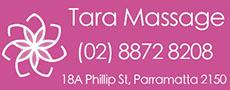 Tara Massage Parramatta logo